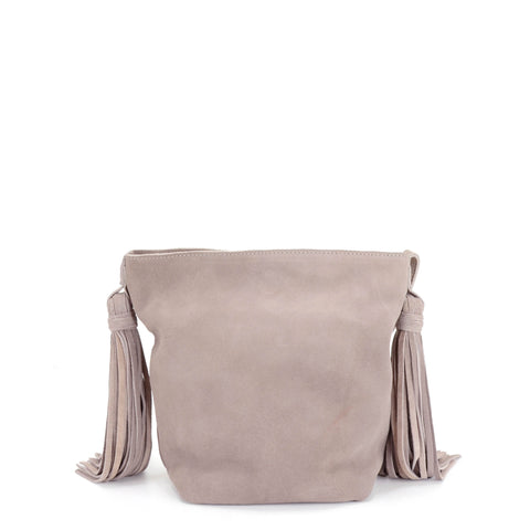 Asakapae Mini Crossbody Dark Clay