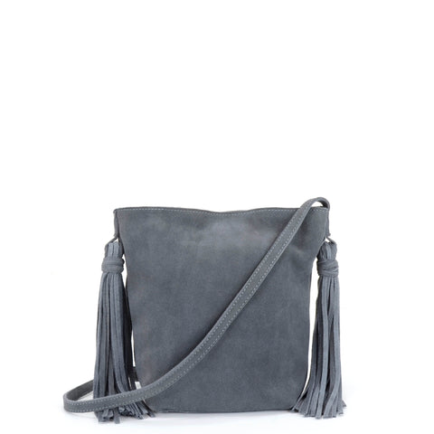 Asakapae Mini Crossbody Grey