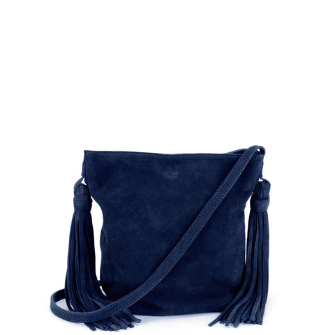 Asakapae Mini Crossbody Denim