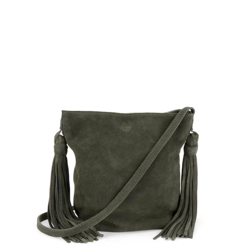 Asakapae Mini Crossbody Olive