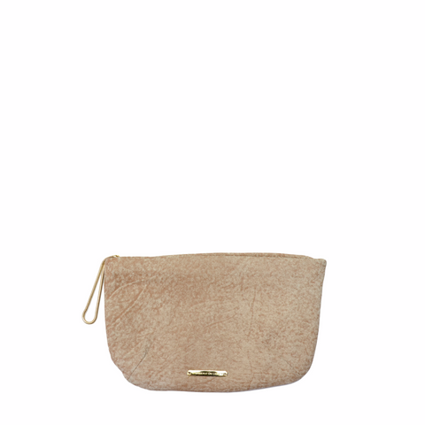 Barrio Large Pouch Brown