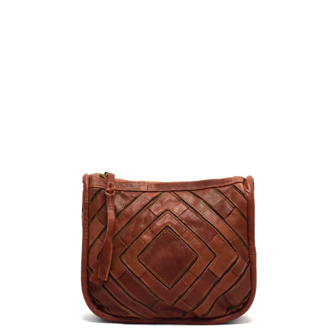 Benecio Crossbody Brown