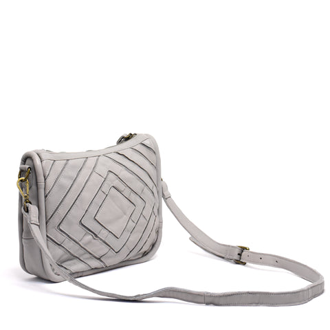 Benecio Crossbody Light Grey