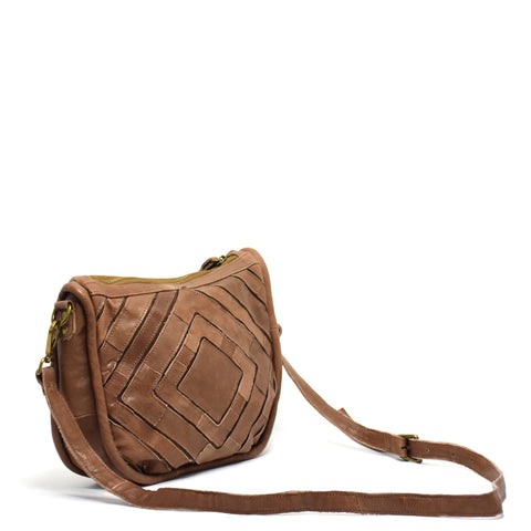 Benecio Crossbody Tan