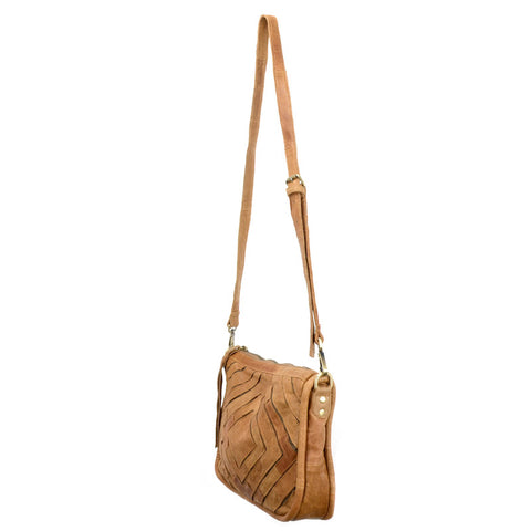 Benecio Crossbody Honey