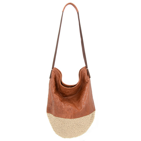 Elidio Shoulder Cognac
