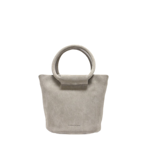 Itzel Crossbody Suede Taupe