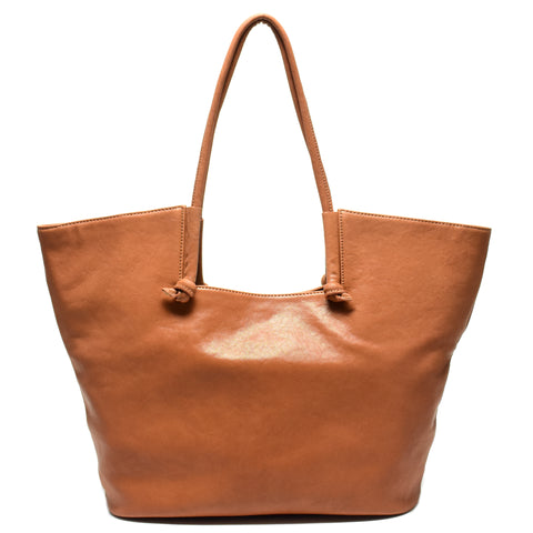 JESS EAST/WEST TOTE CAMEL