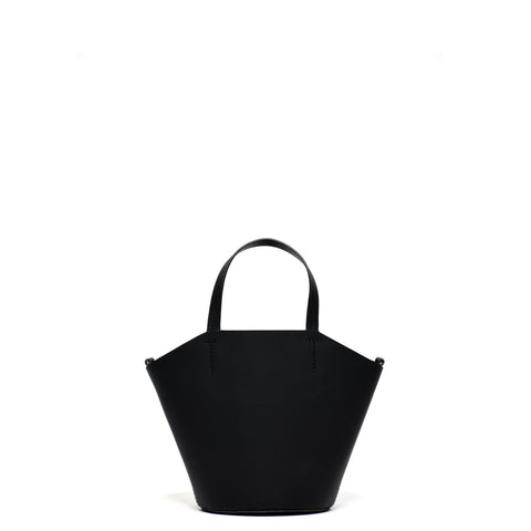 Laurita Petite Crossbody Black
