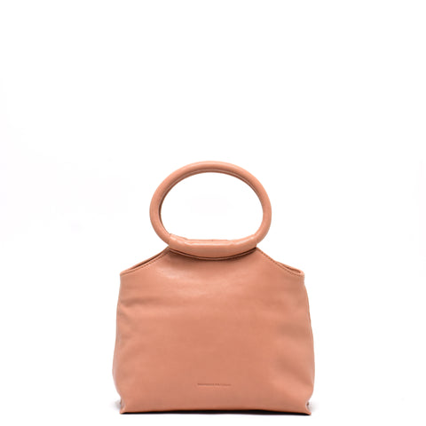 Lemli Crossbody Leather Blush