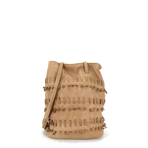 Locita Mini Crossbody Tan