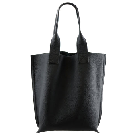 Mogin North/South Tote Black