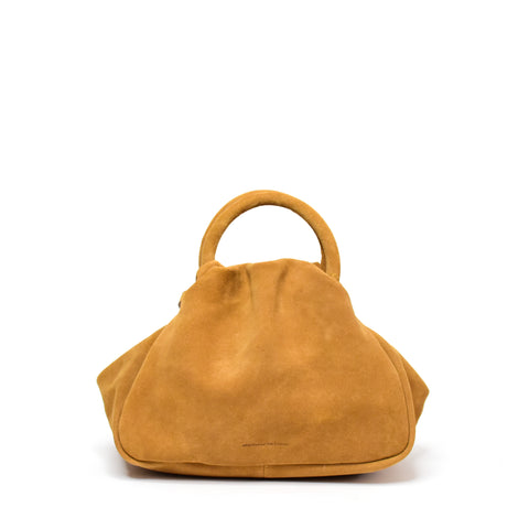 Vidal Crossbody Suede Light Brown