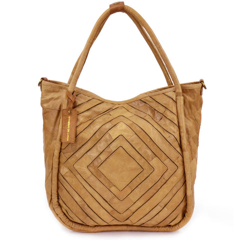 Benecio Tote Honey