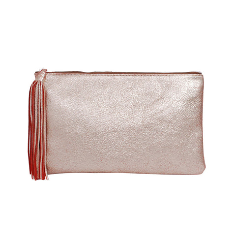 Botevara Small Pouch Platinum