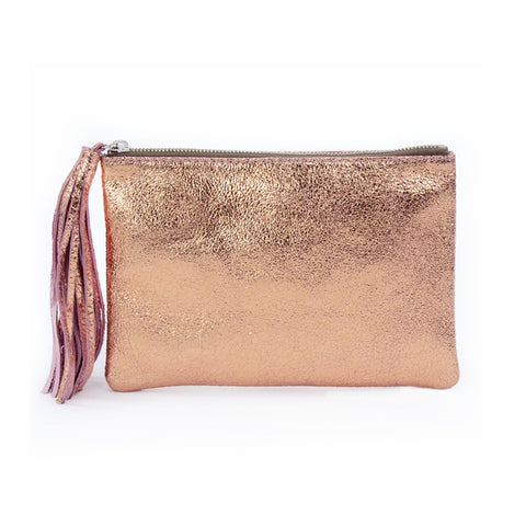 Botevara Small Pouch Rose Gold