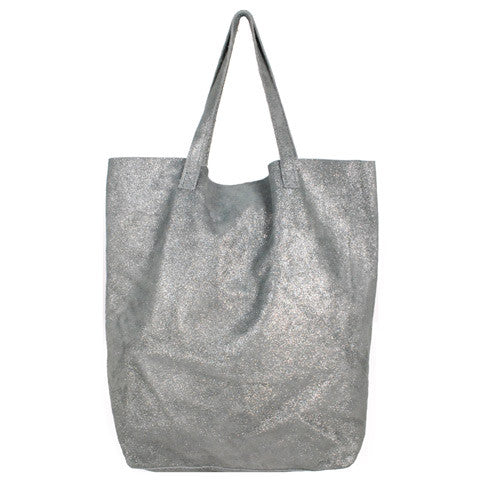 Cava Tote Bag Grey (Silver)