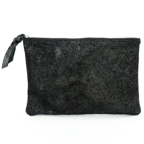 Cava Large Pouch Black