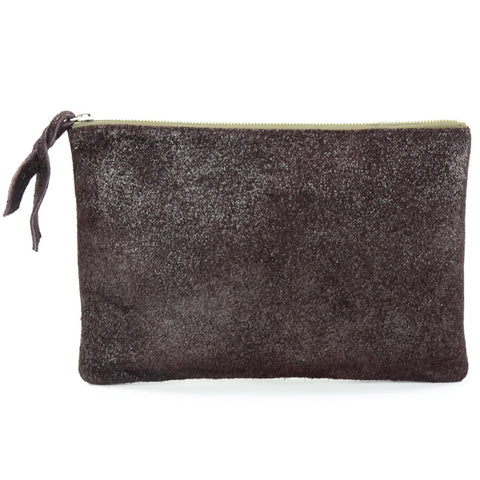 Cava Large Pouch Oxblood