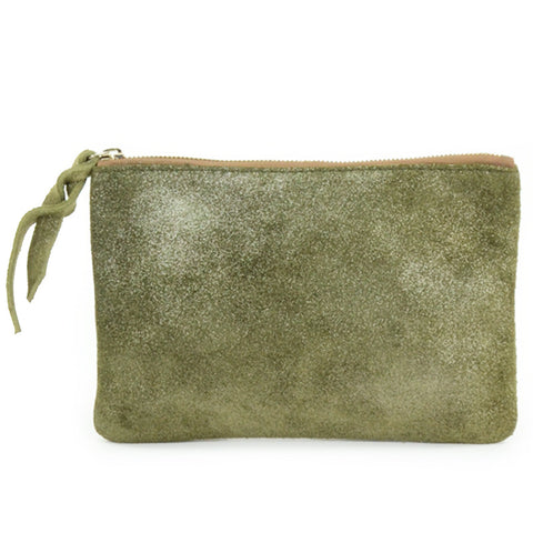 Cava Small Pouch Olive