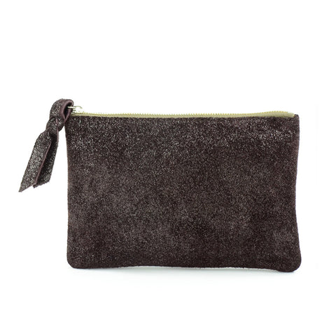 Cava Small Pouch Oxblood