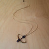 Sagittarius Brass Necklace