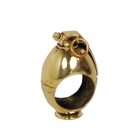 M67 Grenade Brass Ring