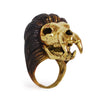Leo Brass Ring