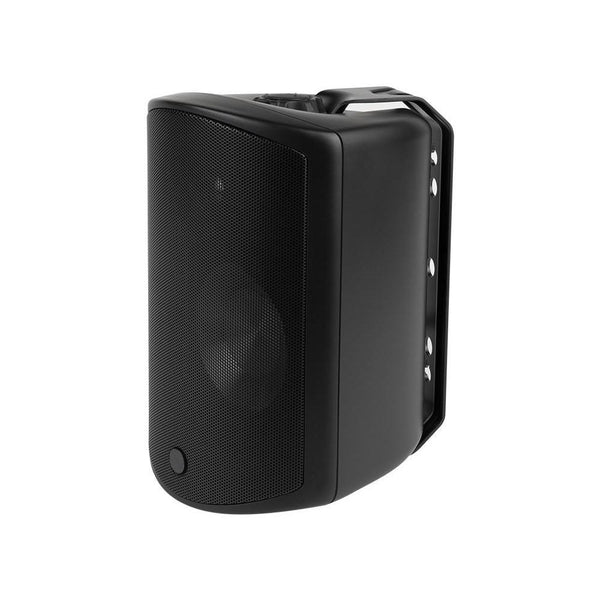"Commercial All-Weather 4"" Surface Mount 70-Volt Speaker (Black 