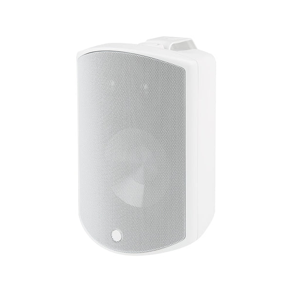 All-Weather 6.5 in. Surface Mount Stereo Speaker (White | Each)
