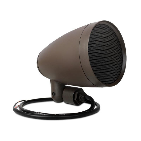 Landscape Series Satellite Speaker with 4 in. Woofer (Dark Brown | Each)