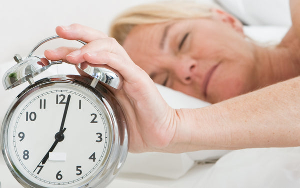 How to Get a Good Night's Sleep During Menopause