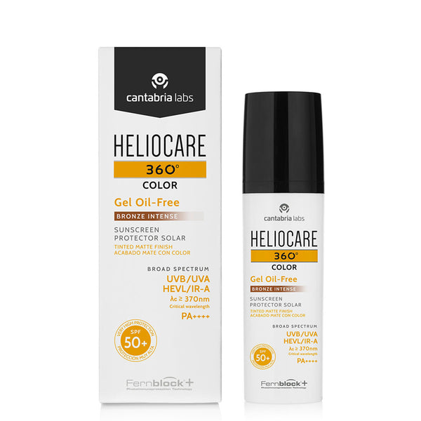 Heliocare 360° Color Gel Oil-Free Bronze