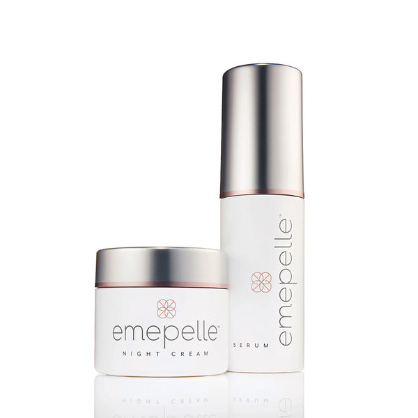 Emepelle Serum & Night Cream