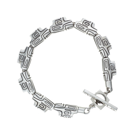 ARCHIVE BRACELET: Chinois on Chain (circa 1989)