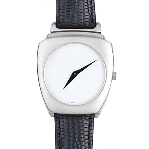 """Vanilla"" Sterling Silver Vintage Watch"