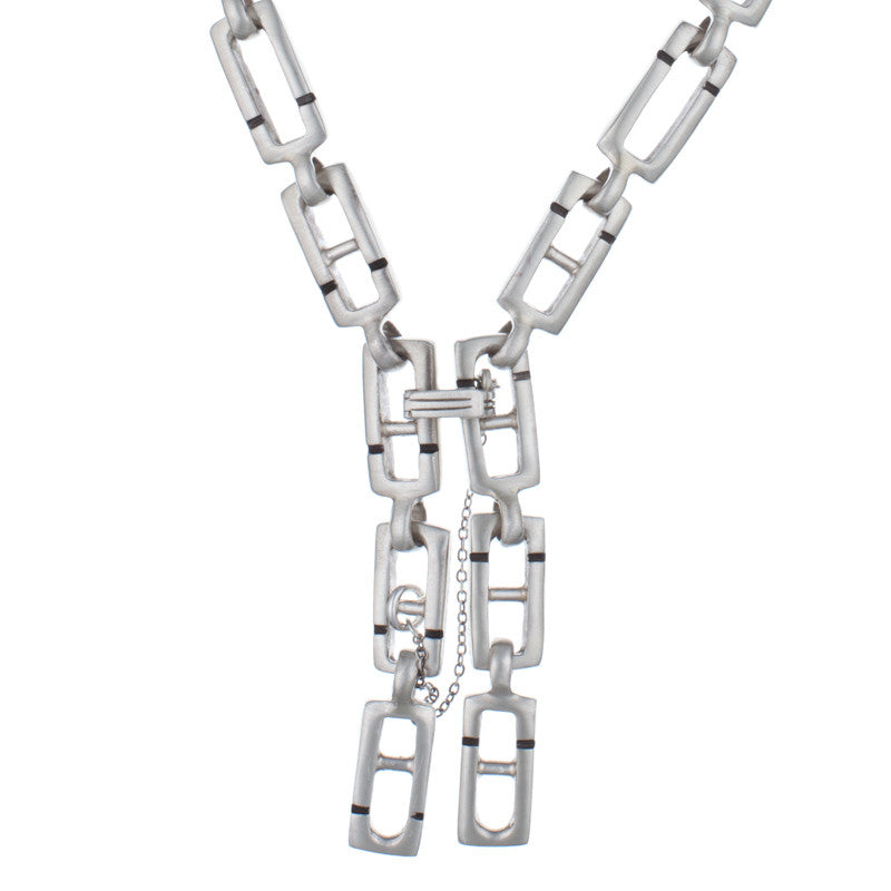 ARCHIVE COLLECTION: ladder necklace (circa 2003)