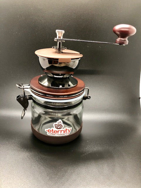 Hario Hand Coffee Grinder and Canister Coffee Mill