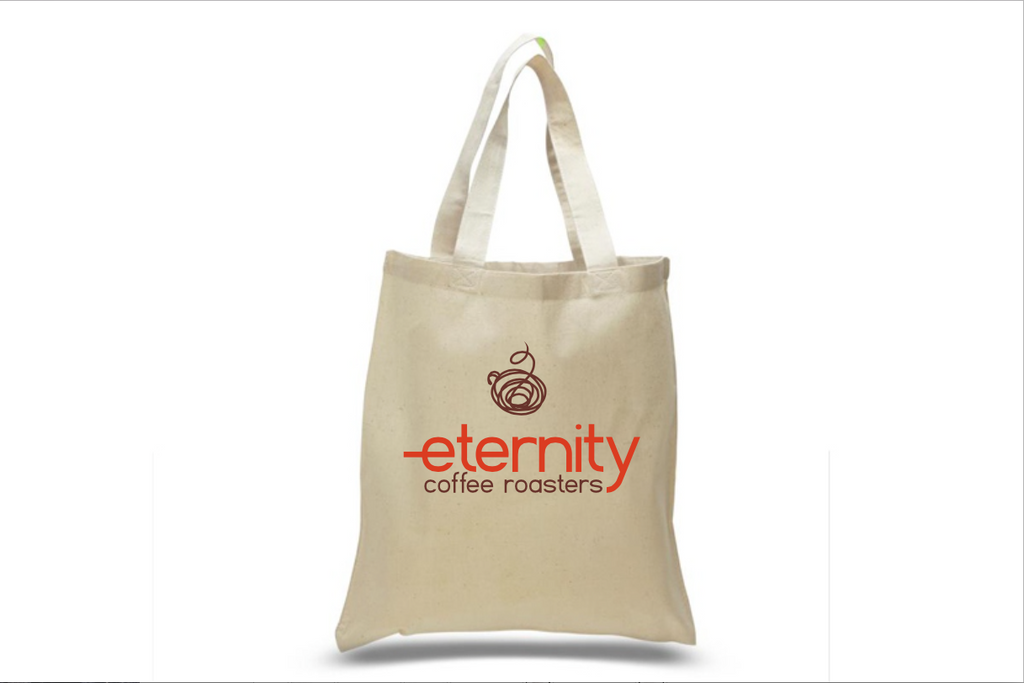 Eternity Tote Bag - Eternity Coffee Roasters