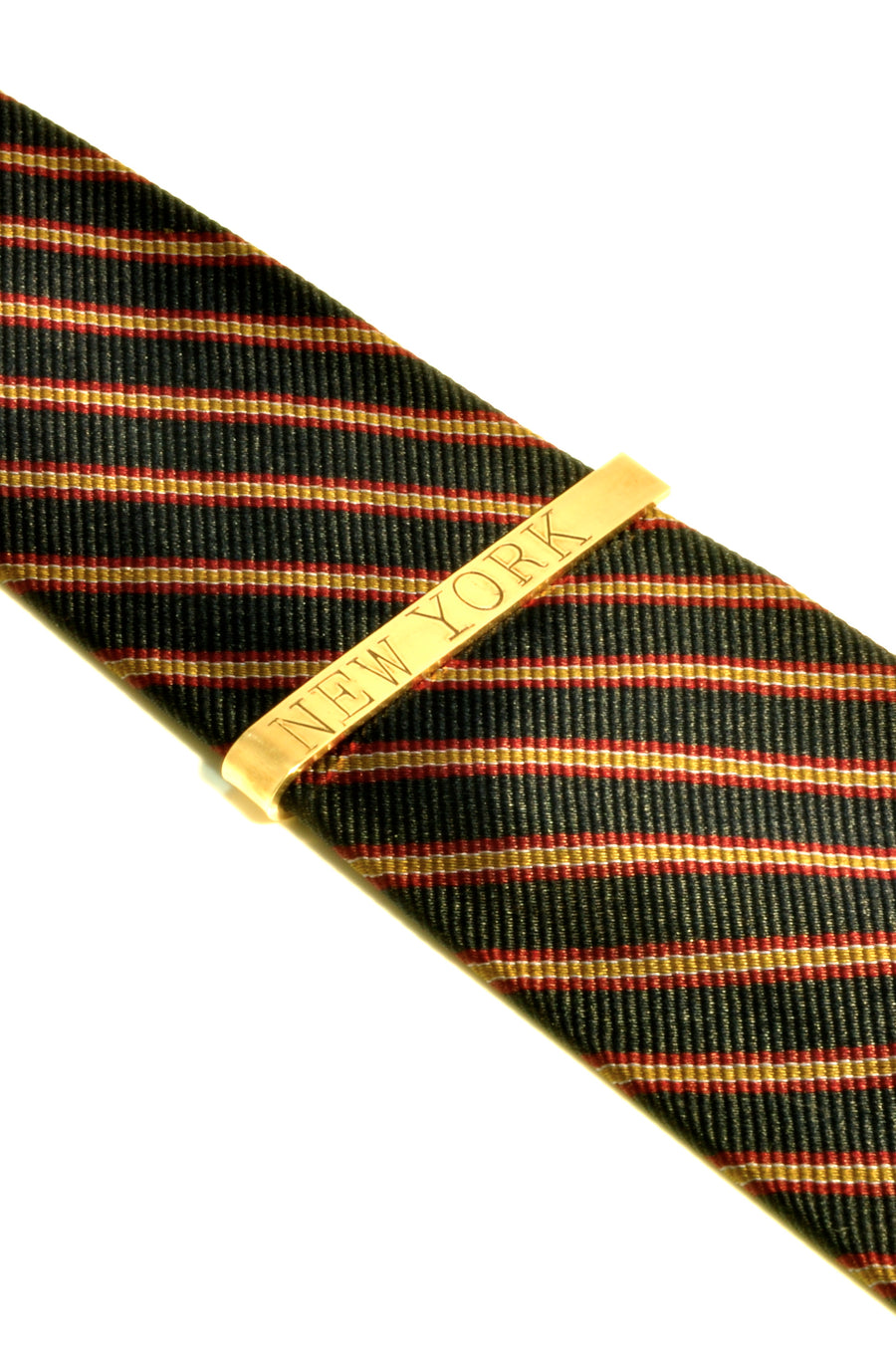 tie bar made in New York