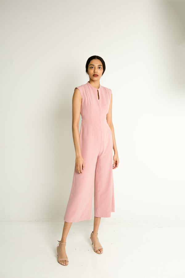 Two-way Sash Jumpsuit