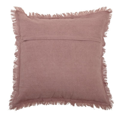 Coussin Bloomingville 45x45 - Rose - La Maison By Nad Yuht