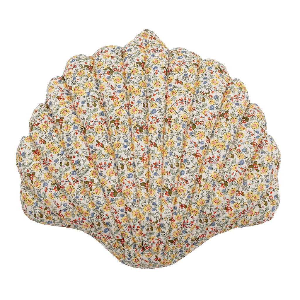 coussin coquillage bloomingville