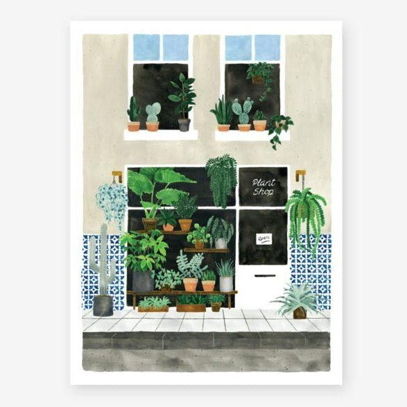 Affiche All The Ways to Say - Plant Nursery