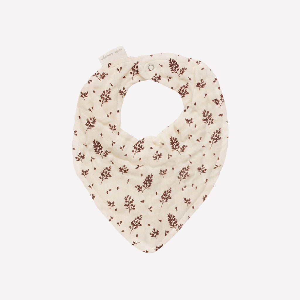Bavoir foulard Main Sauvage - Meadow
