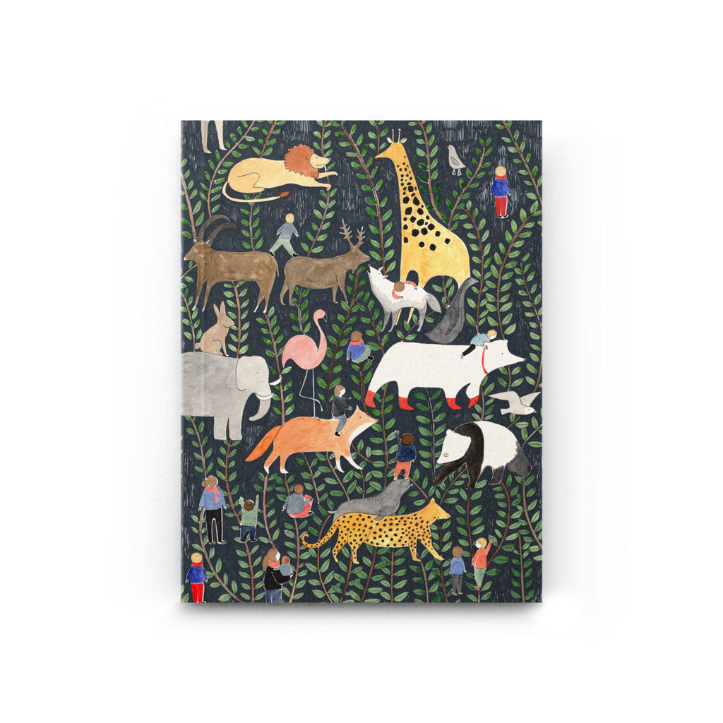 Carnet de poche Petit Gramme - Jungle