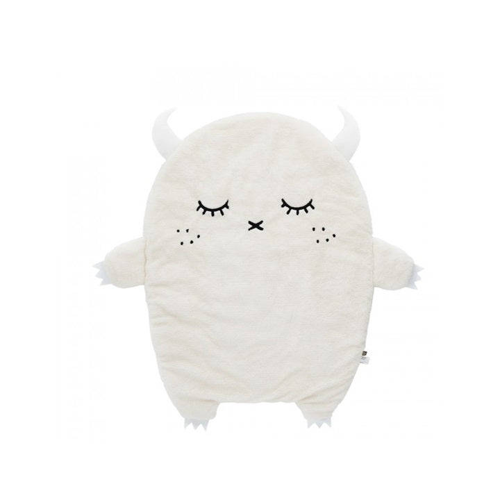 Couverture ourson blanc Ricepuffy Noodoll