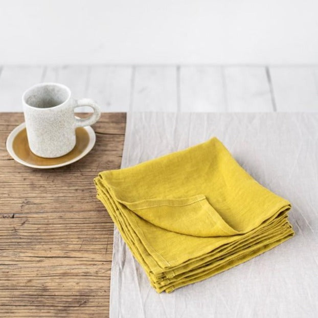 Serviette de table Magic Linen - 4 coloris