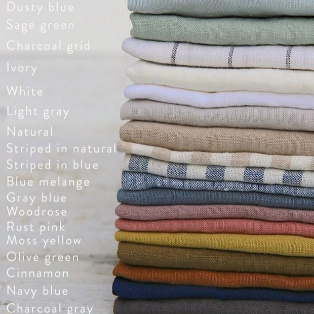 Torchon Magic Linen - 7 coloris