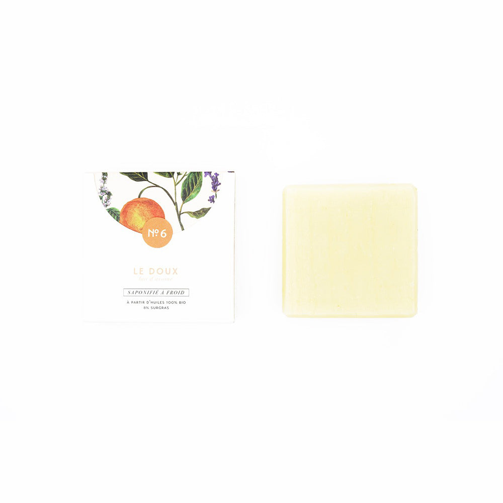 Savon bio Savon Stories - Mini N°6 Le Doux